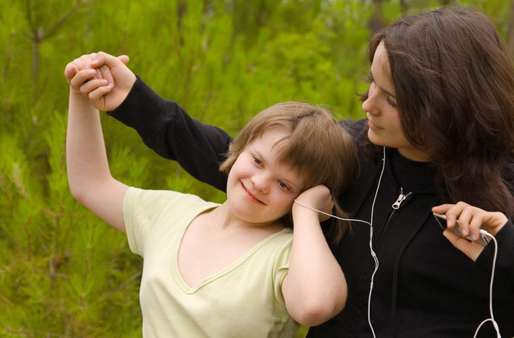 Tanzkurse für Menschen mit geistiger / körperlicher Behinderung