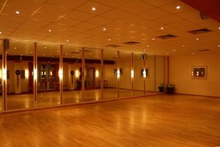 Unser Tanzsaal