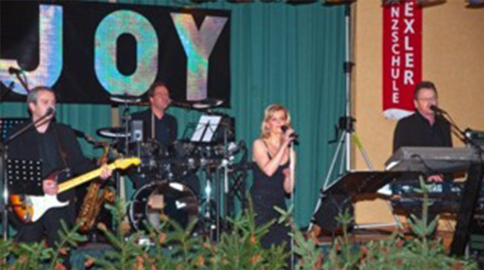 Thomas Budden Mit Band Joy