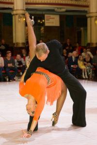Latein-Amerikanische Tanzshow von Benjamin Becklers & Kathrin Greger