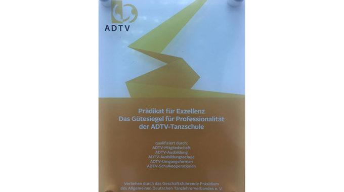 Prädikat Für Exzellenz Der Allgemeine Deutschte Tanzlehrer Verband (ADTV)