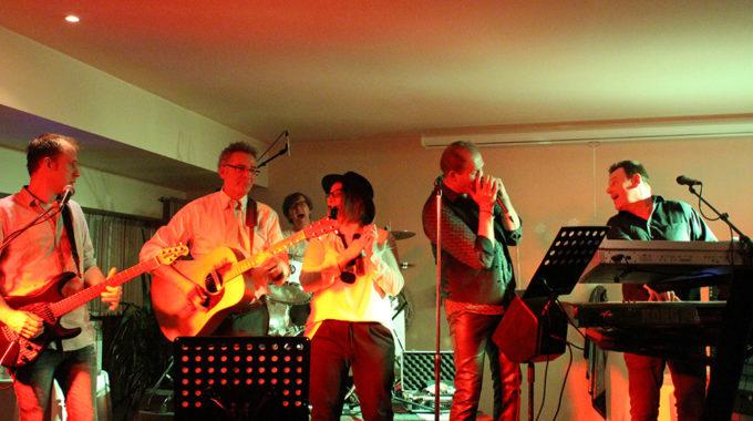 Klaus Exler Mit Band
