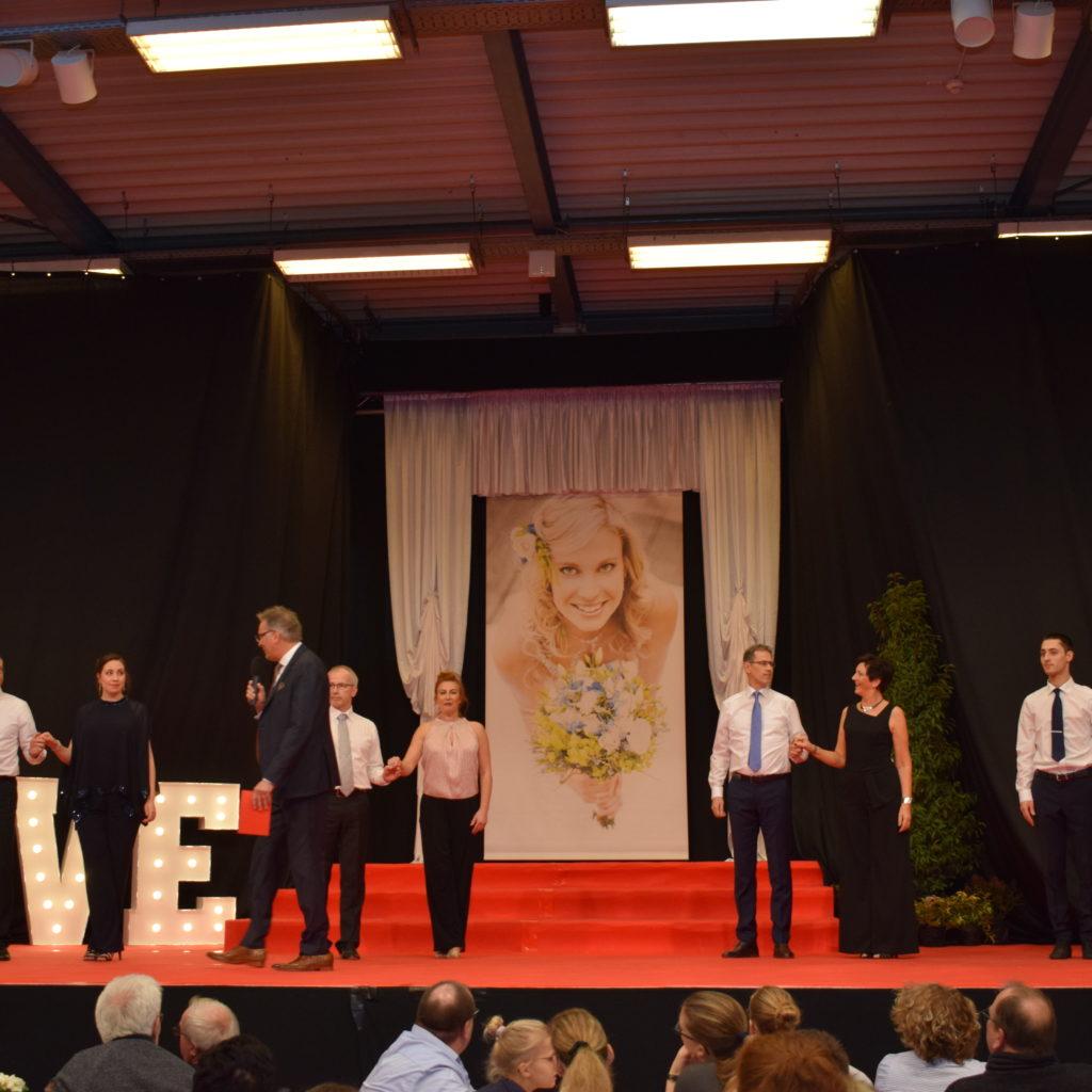 Tanzschule Exler Mit Den Ehrentänzen