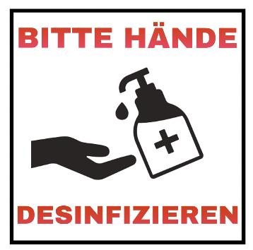 Händedesinzifizeren